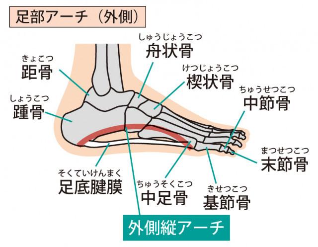 外反母趾へのアプローチ